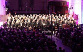 Orpheus Choir of Wellington September 2017
