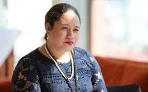 Tonga MP Akosita Havili Lavulavu in Wellington for a mentoring programme by the Commonwealth Women Parliamentarians Pacific Region.