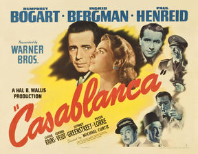Casablanca is 75 years old