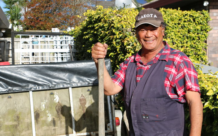 A Builder by trade Dennis was a student of the Māori Trade Training Schemes of the 1960's.
