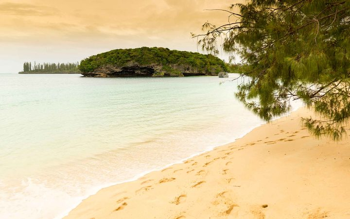 Alert level raised to one for New Caledonia's Isle of Pines
