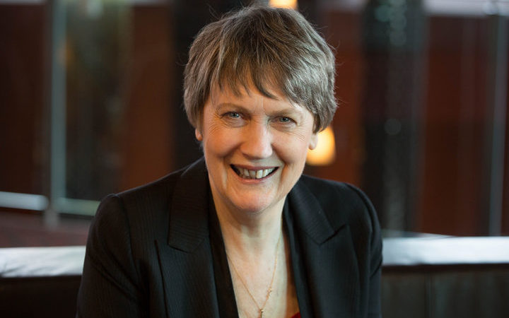 Helen Clark backs Jacinda Ardern over handling of sex assault allegations
