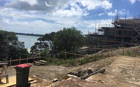 Rod Duke's mansion being built in Herne Bay