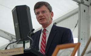 Treaty Negotiations Minister Chris Finlayson