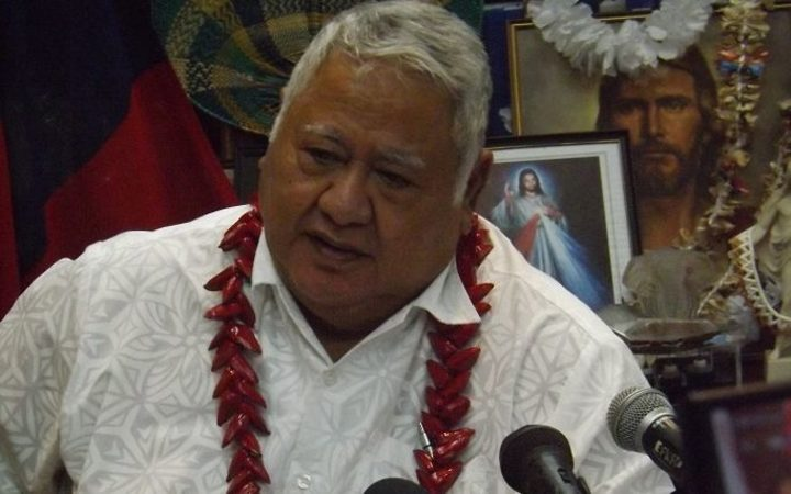 Tuila'epa denies an attempt was made to overthrow him