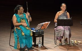 Imani Winds in concert