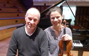 Michael Houstoun and Bella Hristova