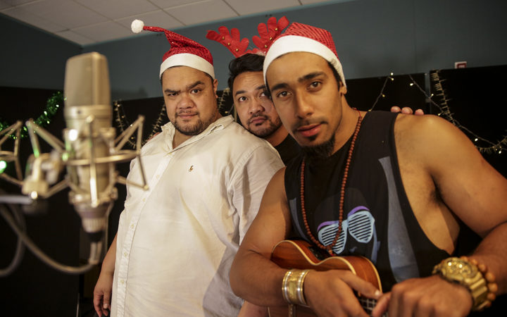 Sol3 Mio in our studio in Wellington