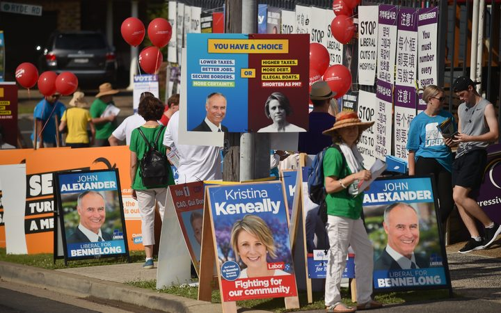 Relief for Turnbull with win in Bennelong