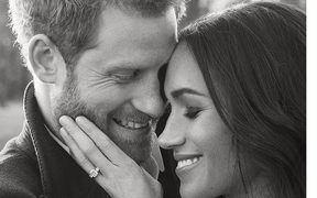 Official photographs to mark the engagement of Prince Harry and Meghan Markle have been released by Kensington Palace.