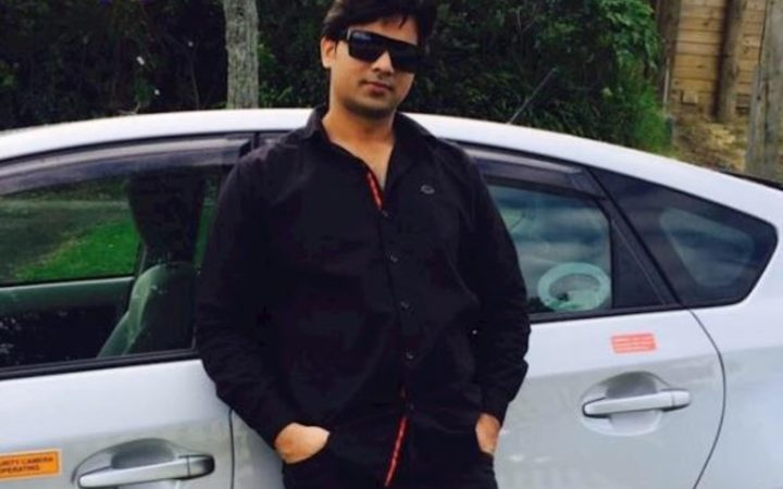 Abdul Raheem Fahad Syed was killed after a driver allegedly ran a red light early on Saturday morning.