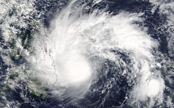 Vietnam braces for typhoon which left 230 dead in Philippines