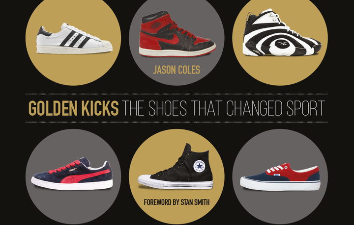 Golden Kicks Cover