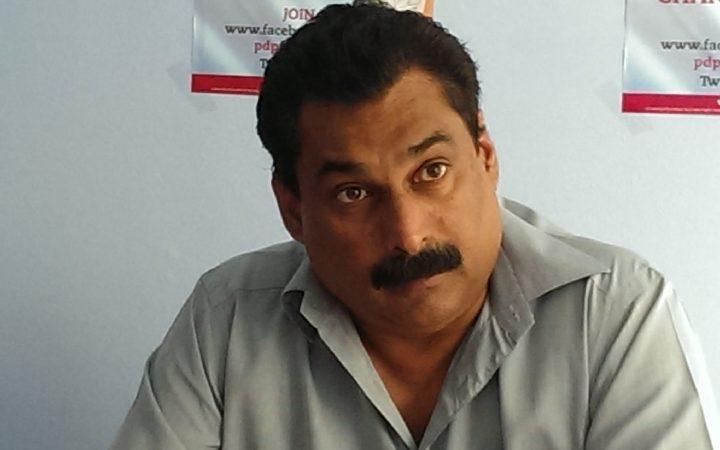 Fiji unionist Felix Anthony arrested