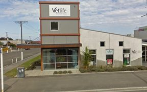The Vetlife clinic in Oamaru
