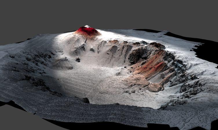 Havre - the world's largest deep ocean volcanic eruption | RNZ