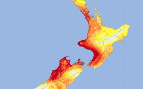 The New Zealand Drought Index