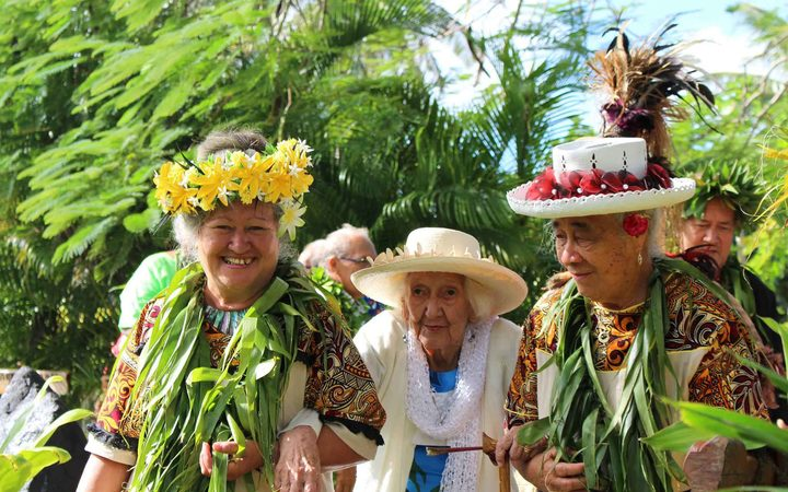 The Cook Islands mourn 'a people's Queen'