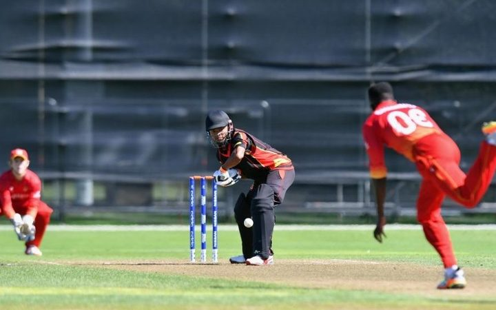 Sport: PNG cricketers lose to Australia in NZ