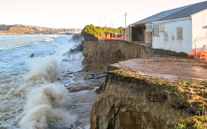 Sea level rise threatens major NZ infrastructure - report
