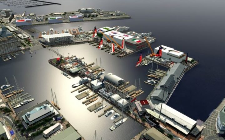 Decision near on new, 'workable' America's Cup plan