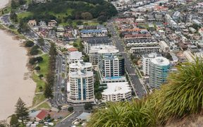 Tauranga house prices are now 9.7 times income, up from 8.1 a year ago.