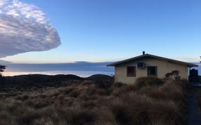 Blyth Hut, Tongariro National Park.