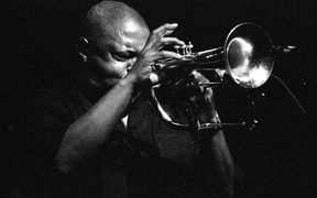 South African trumpeter, composer, and singer
