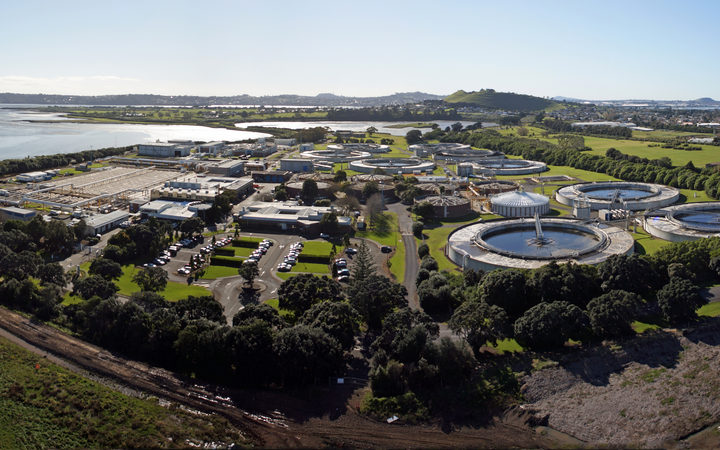 Mangere Water Treatment Plant