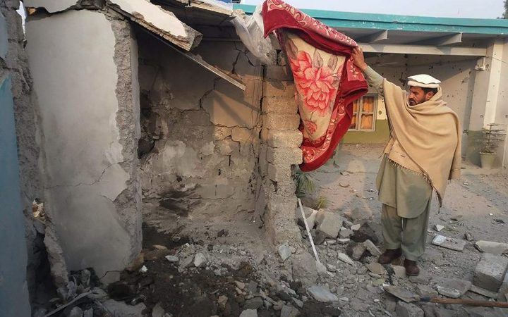 Haqqani Network commander killed in drone strike near Orakzai-Kurram agencies' border