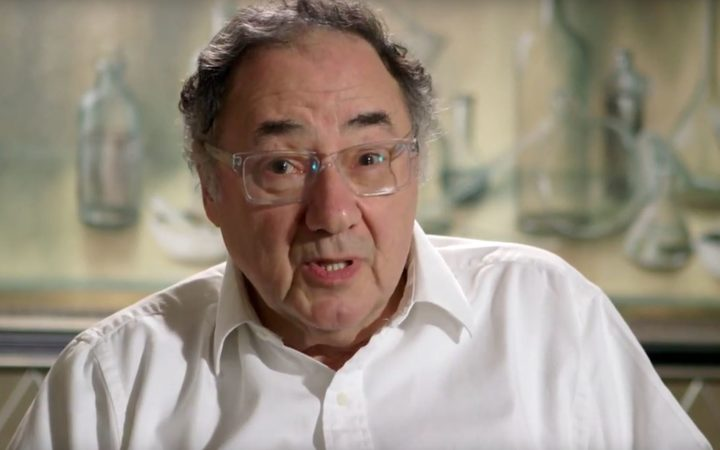 Barry Sherman.