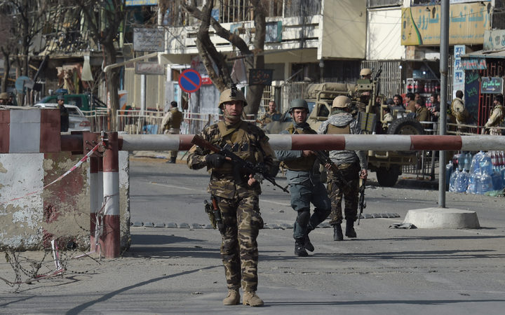Nzer One Of More Than 100 Killed In Afghan Rnz