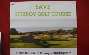 The proposed carve up of the Fitzroy Golf Course has residents riled up.