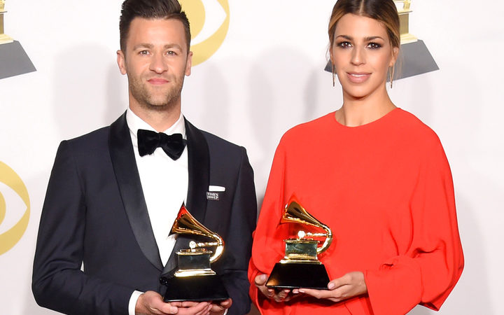 Brooke Fraser wins Grammy Award