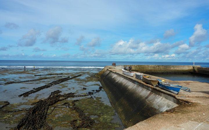 Nauru harbour project attracts big support