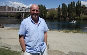Central Otago District Mayor Tim Cadogan.