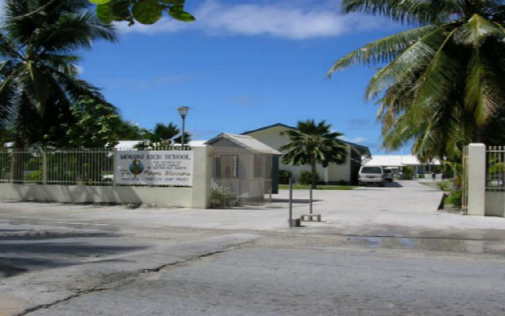 Moroni High School, Tarawa, Kiribati