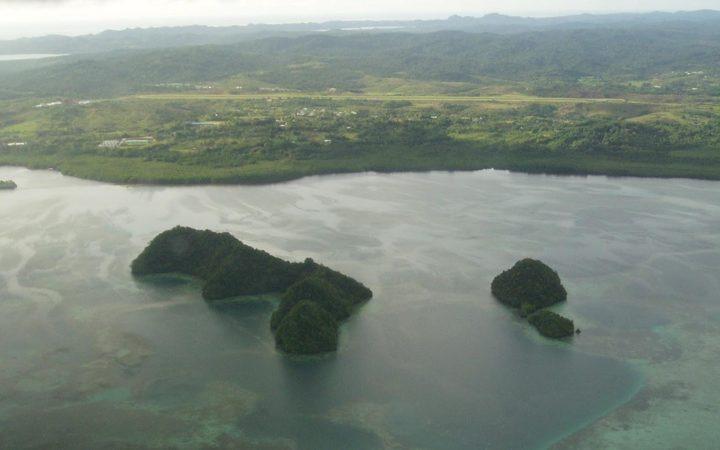 Palau senators file lawsuit over airport agreement