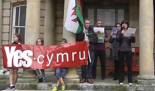 Heledd Gwyndaf has been protesting to keep the Welsh language front of mind for many years.
