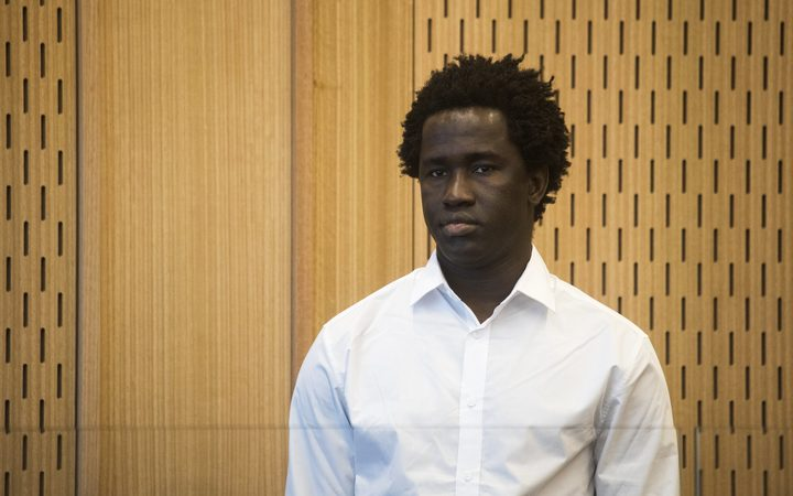 Sainey Marong is accused of murdering Christchurch sex worker Renee Larissa Duckmanton