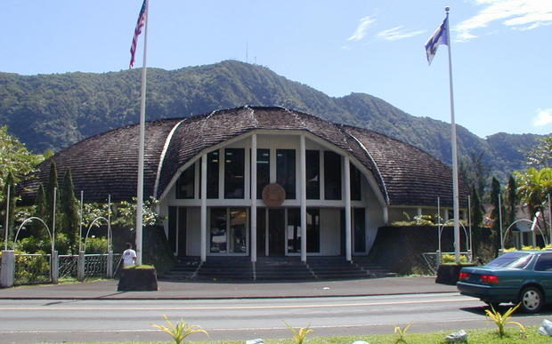 Governor's power of veto could be changed in American Samoa