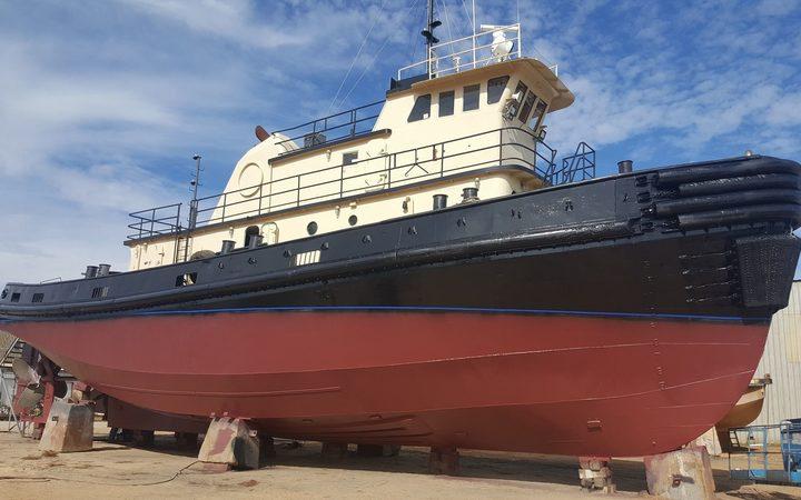 American Samoa acquires second tugboat