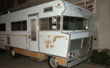 Walter White and Jesse Pinkman cooked meth in a 1980s RV on Breaking Bad