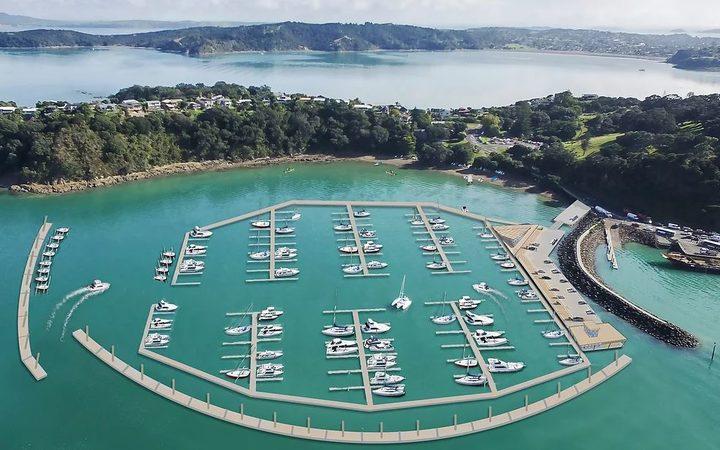 High Court appeal lodged against Waiheke marina | RNZ News