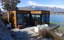 A one-bedroom house in Queenstown, which is only 33 square metres, is on the market for over $1 million.