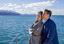 Tourism New Zealand hopes a new video featuring Huang Lei (pictured) will increase awareness in China of the dangers of driving in New Zealand.
