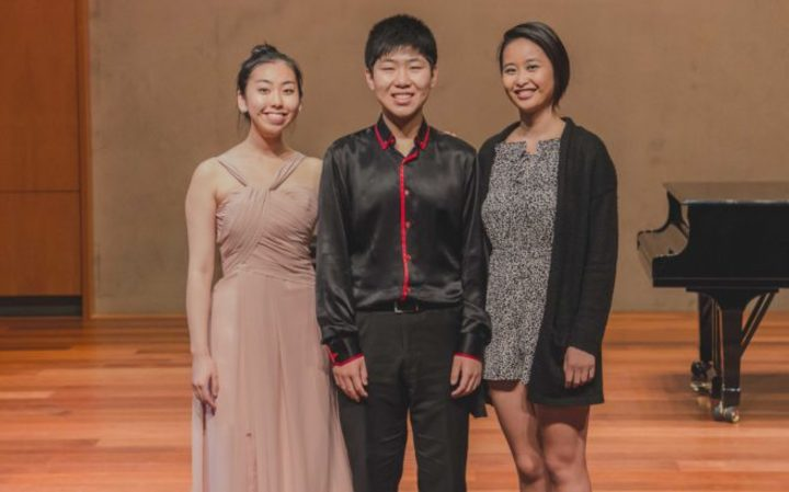 Finalists for the National Concerto Competition 2917/2018