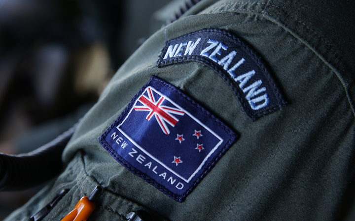 A lot of us girls just gave up telling our story' - RNZAF