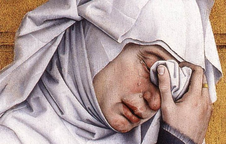 The Deposition (detail)
