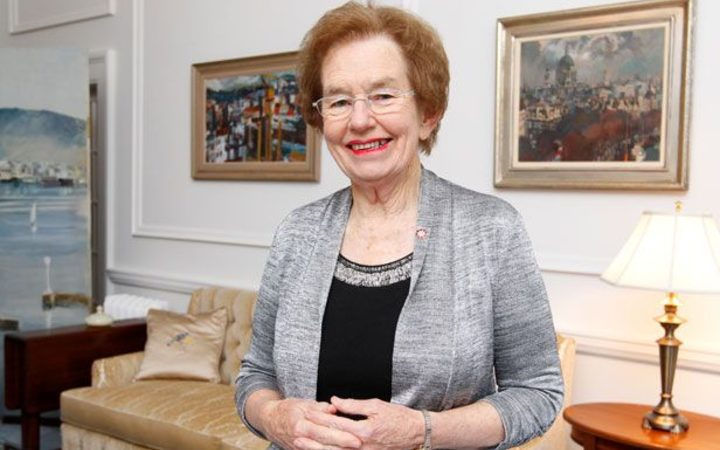 Dame Margaret Bazley carried out the review.Photo /Supplied